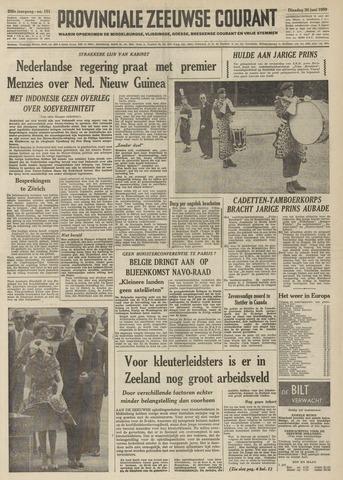 Provinciale Zeeuwse Courant 1959-06-30