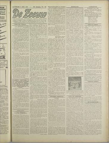 De Zeeuw. Christelijk-historisch nieuwsblad voor Zeeland 1944-07-08