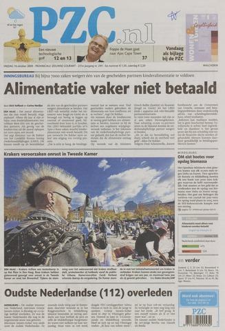 Provinciale Zeeuwse Courant 2009-10-16