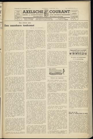 Axelsche Courant 1951-01-06