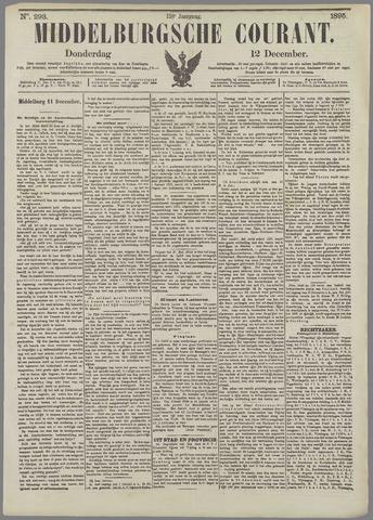 Middelburgsche Courant 1895-12-12