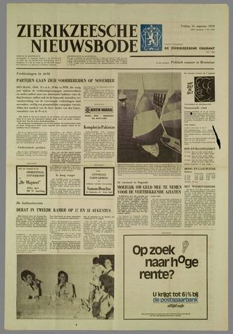 Zierikzeesche Nieuwsbode 1972-08-11