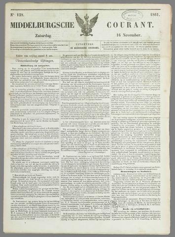 Middelburgsche Courant 1861-11-16