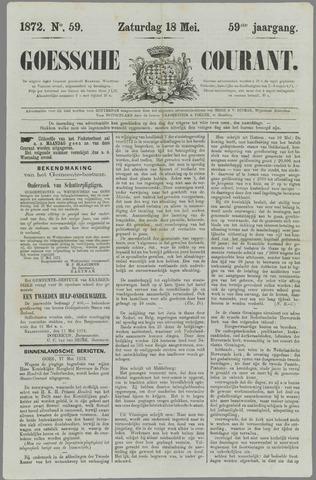 Goessche Courant 1872-05-18