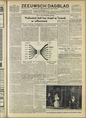 Zeeuwsch Dagblad 1952-09-17