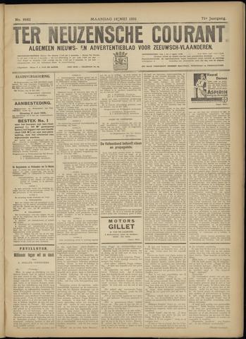 Ter Neuzensche Courant. Algemeen Nieuws- en Advertentieblad voor Zeeuwsch-Vlaanderen / Neuzensche Courant ... (idem) / (Algemeen) nieuws en advertentieblad voor Zeeuwsch-Vlaanderen 1931-05-18