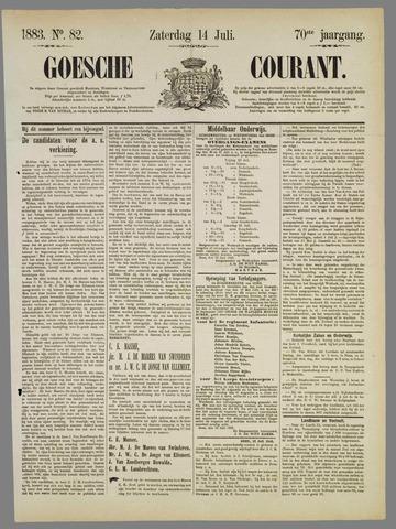 Goessche Courant 1883-07-14