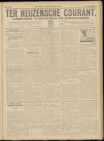 Ter Neuzensche Courant. Algemeen Nieuws- en Advertentieblad voor Zeeuwsch-Vlaanderen / Neuzensche Courant ... (idem) / (Algemeen) nieuws en advertentieblad voor Zeeuwsch-Vlaanderen 1930-09-08