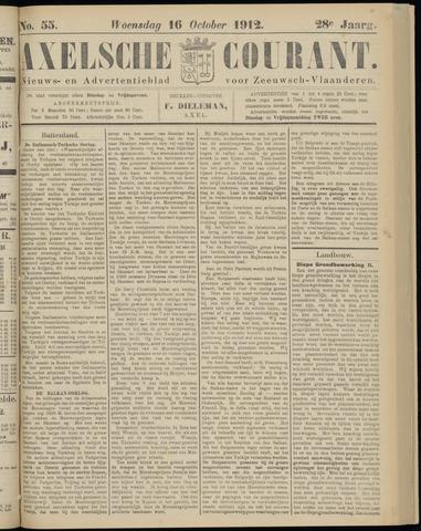 Axelsche Courant 1912-10-16