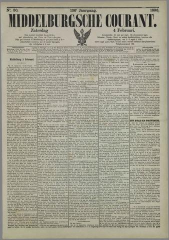 Middelburgsche Courant 1893-02-04