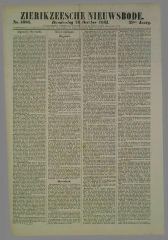 Zierikzeesche Nieuwsbode 1882-10-26