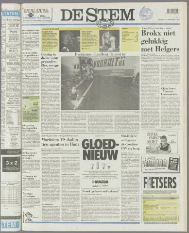 de Stem 1994-09-26