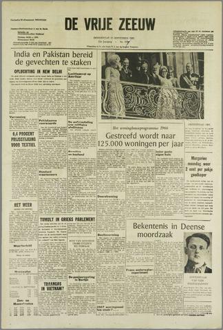 de Vrije Zeeuw 1965-09-23