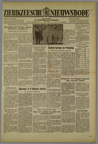 Zierikzeesche Nieuwsbode 1952-09-12