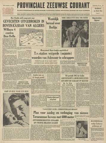Provinciale Zeeuwse Courant 1962-08-30