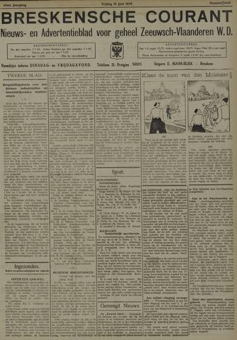 Breskensche Courant 1936-06-19