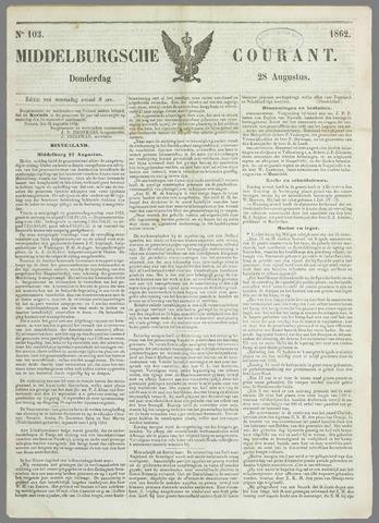 Middelburgsche Courant 1862-08-28