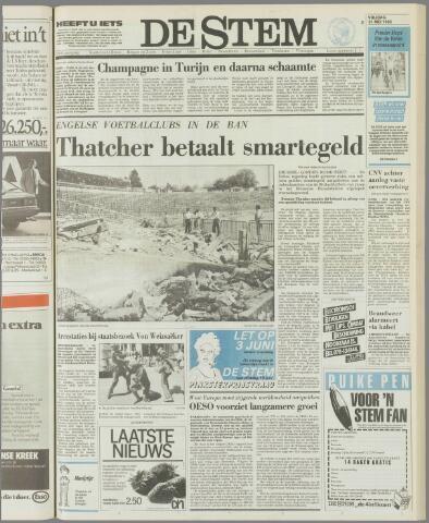 de Stem 1985-05-31