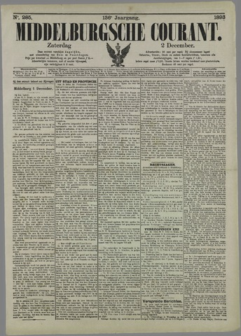 Middelburgsche Courant 1893-12-02