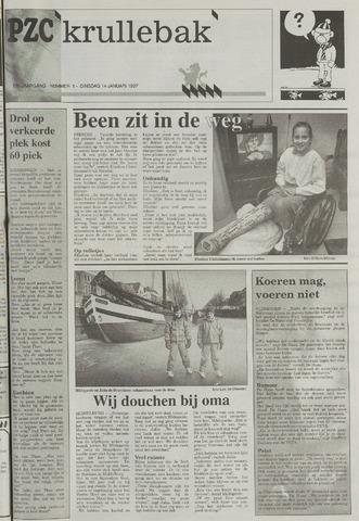 Provinciale Zeeuwse Courant katern Krullenbak (1981-1999) 1997