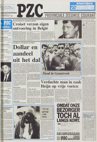 Provinciale Zeeuwse Courant 1988-01-06