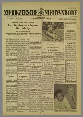 Zierikzeesche Nieuwsbode 1960-05-17