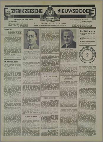 Zierikzeesche Nieuwsbode 1936-06-23