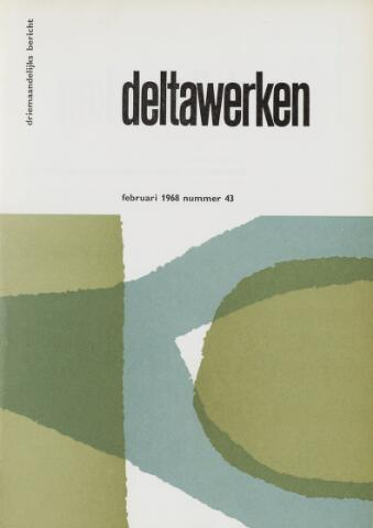 Driemaandelijks bericht Deltawerken 1968-02-01