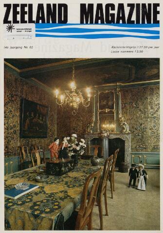 Zeeland Magazine / Veerse Meer Gids 1982-11-01