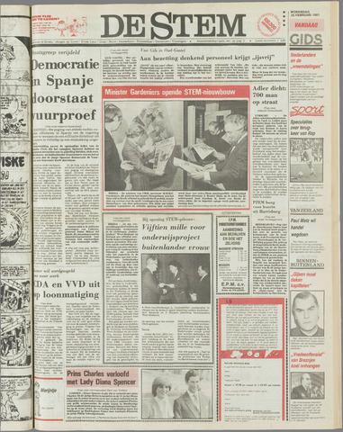 de Stem 1981-02-25