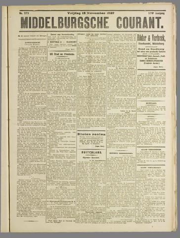Middelburgsche Courant 1927-11-18