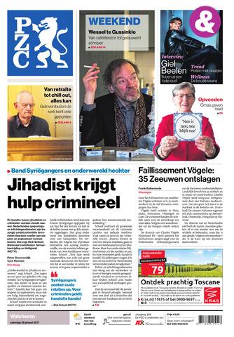 Provinciale Zeeuwse Courant 2017-01-28