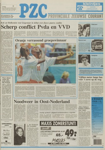Provinciale Zeeuwse Courant 1994-06-30