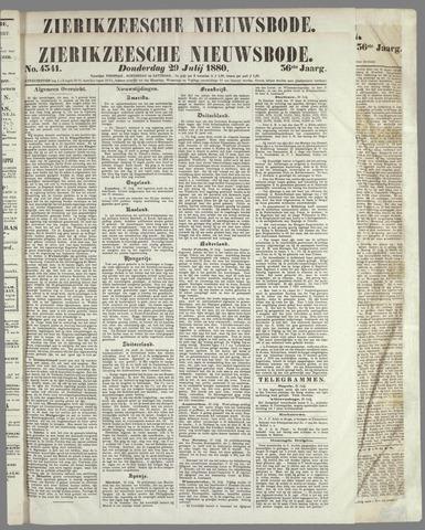 Zierikzeesche Nieuwsbode 1880-07-29