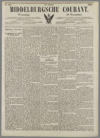Middelburgsche Courant 1897-11-10