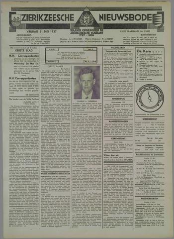 Zierikzeesche Nieuwsbode 1937-05-21