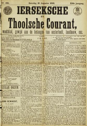 Ierseksche en Thoolsche Courant 1893-08-19