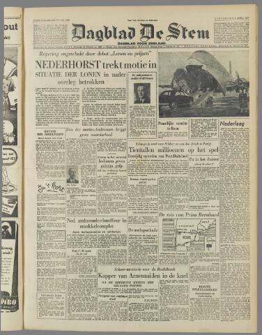de Stem 1951-04-05