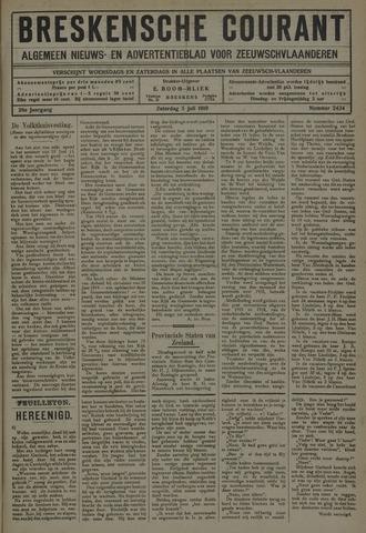 Breskensche Courant 1919-07-05