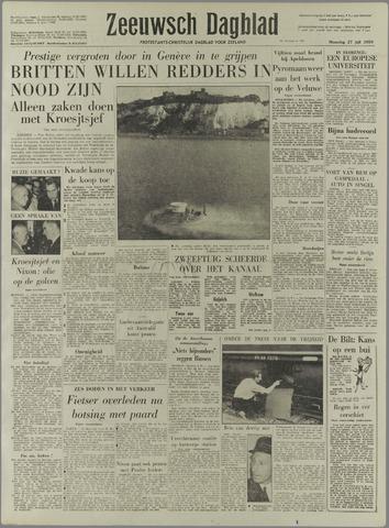 Zeeuwsch Dagblad 1959-07-27
