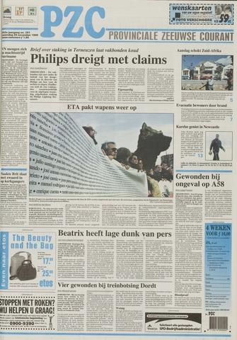 Provinciale Zeeuwse Courant 1999-11-29