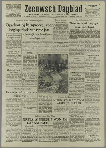 Zeeuwsch Dagblad 1957-08-22