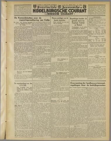 Middelburgsche Courant 1939-07-27