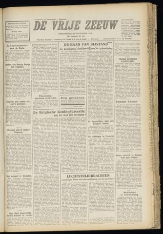 de Vrije Zeeuw 1947-11-20