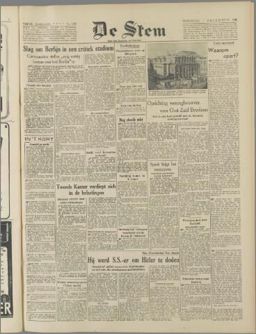 de Stem 1948-12-01