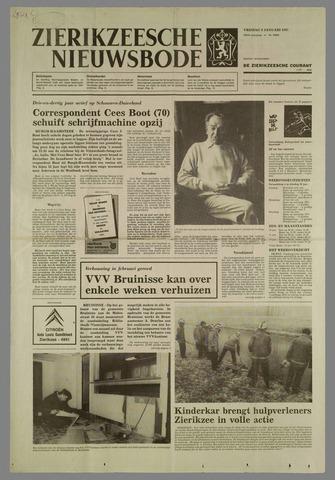 Zierikzeesche Nieuwsbode 1987-01-09