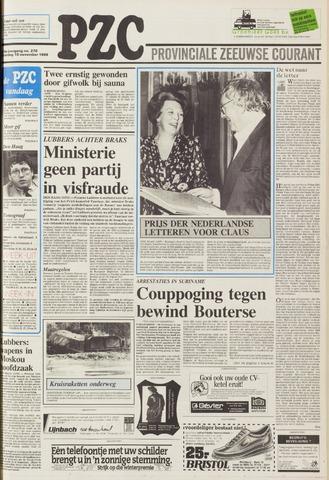 Provinciale Zeeuwse Courant 1986-11-15