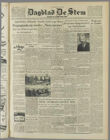 de Stem 1952-09-20