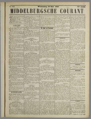 Middelburgsche Courant 1919-05-15