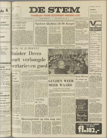 de Stem 1971-12-01